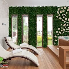 Steam Bath by Green Habitat s.r.l.