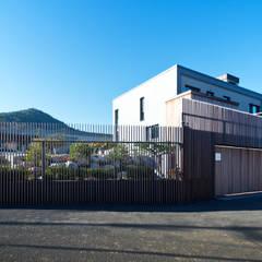 Maison passive de style  par (주)자림이앤씨건축사사무소