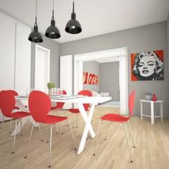 Built-in kitchens by Della Bona & Fiorentini Studio di Architettura
