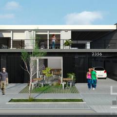 Frente Abierto de BDB Arquitectura