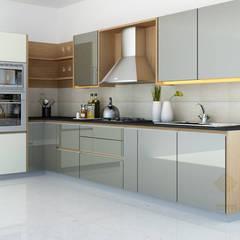 MIA Kitchen:  Kitchen by Decopad Interiors,