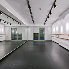 SDMIM MİMARLIK | ARCHITECTURE  – SDMIM Mimarlık:  tarz Fitness Odası