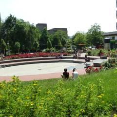 Forum Campus Uni Essen:  Veranstaltungsorte von Landschaftsarchitektur Schwarz PartG.
