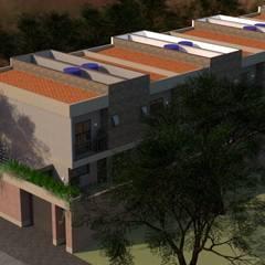 Vila em Niterói por Studio BRTA Moderno
