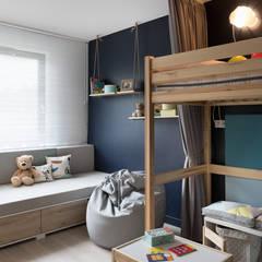 Baby room by formativ. indywidualne projekty wnętrz