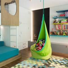 Pokój dziecięcy: styl , w kategorii Pokój dla dziecka zaprojektowany przez formativ. indywidualne projekty wnętrz