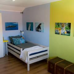 Safari trifft Ozean:  Kinderzimmer Junge von Pomp & Friends - Interior Designer
