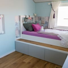 Girls Bedroom by Pomp & Friends - Interior Designer