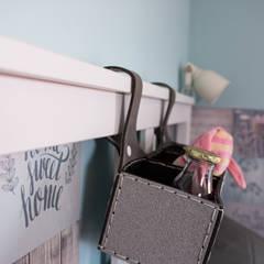 Kinderzimmer: für die kleine Prinzessin:  Kinderzimmer Mädchen von Pomp & Friends - Interior Designer