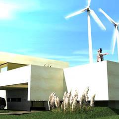 บ้านประหยัดพลังงาน by Speziale Linares arquitectos