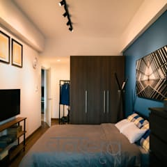 Beedroom - 2:  Bedroom by Statera Design
