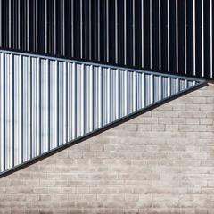 ANCLAMAR: Centros de exposiciones de estilo  por Speziale Linares arquitectos