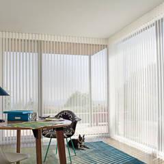 Luminette® / Hunter Douglas: Oficinas y tiendas de estilo  por Skyfloor