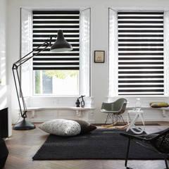 Twinline® / Hunter Douglas: Oficinas y tiendas de estilo  por Skyfloor