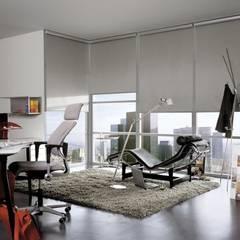 Enrollable / Hunter Douglas: Oficinas y tiendas de estilo  por Skyfloor