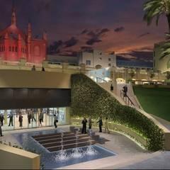 Buenos Aires Design: Shoppings y centros comerciales de estilo  por Sevita +studio