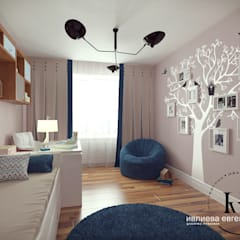 Teen bedroom by IvE-Interior