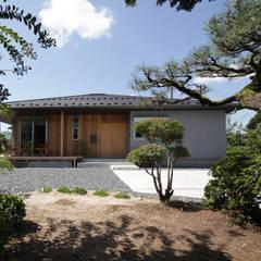 外観: 塚野建築設計事務所が手掛けた家です。