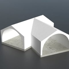 Casas ecológicas de estilo  de Isothermix Lda