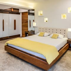Bedroom by Creative Geometry