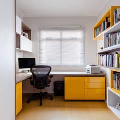 Home Office SE: Escritórios  por Luciana Ribeiro Arquitetura