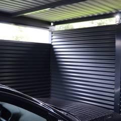 Carport by Schmiedekunstwerk GmbH