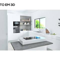 Cozinha: Cozinhas  por MyStudiohome - Design de Interiores
