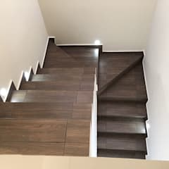 Stairs by Goytia Ingenieria