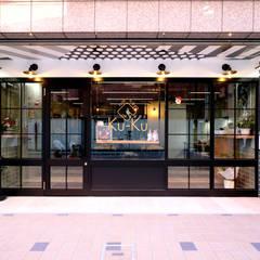 ファサード: designista-s (デザイニスタ エス)が手掛けたオフィスビルです。