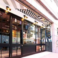 プリンターでセルフネイル!: designista-s (デザイニスタ エス)が手掛けたオフィスビルです。