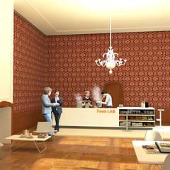 Herbestemming Tivoli:  Gezondheidscentra door NOHNIK architecture and landscapes