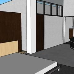 Habitacion Principal: Habitaciones de estilo ecléctico por Proyectos Kukenán SAS