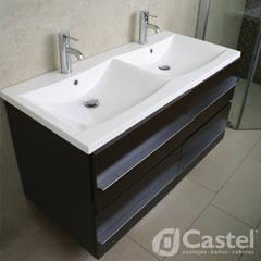 Mueble Mallorca / Castel: Baños de estilo  por Skyfloor