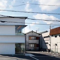 北全景: atelier mが手掛けた病院です。