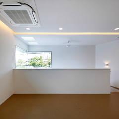 キッズスペース: atelier mが手掛けた病院です。