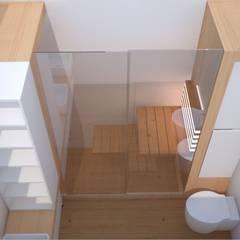 Sauna by Simone Fratta Architetto