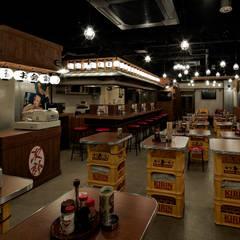 立呑み 次郎: 谷山武デザイン事務所が手掛けたレストランです。