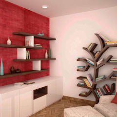 Study or reading area:  Study/office by NVT Quality Build solution