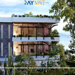 Costa Rica Project:  Country house by Rayvat Engineering