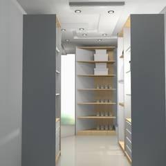espacios soñados : Closets de estilo  por Francis estilo