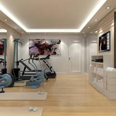 Alev Racu – Fitness Odası:  tarz Fitness Odası