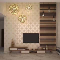 اتاق نشیمن by NVT Quality Build solution