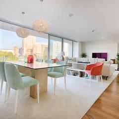 Phòng ăn by SHI Studio, Sheila Moura Azevedo Interior Design