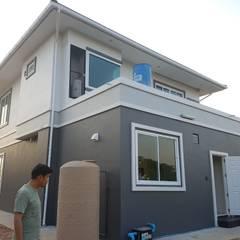 Casas  por บริษัท ซายแอค คอนทรัคชั่น จำกัด