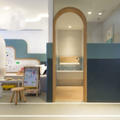 Playgroup:  Bathroom by Artta Concept Studio
