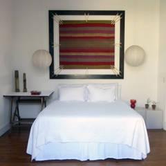 Decoración de espacios: Dormitorios de estilo  por Nativo Argentino