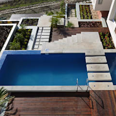 Residence, Little Walmer Golf Estate: modern Pool by The Matrix Urban Designers and Architects