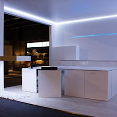 Exhibition centres by Giemmecontract srl.