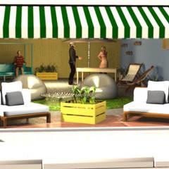 Shoppings y centros comerciales de estilo  por Minimalistika.com