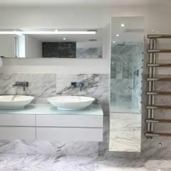 Hotel Inspired Bathroom:  Bathroom by DeVal Bathrooms